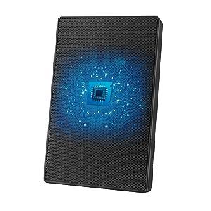 SALCAR Carcasa Disco Duro USB 3.0 a SATA para SATA HDD/SSD 9.5mm ...