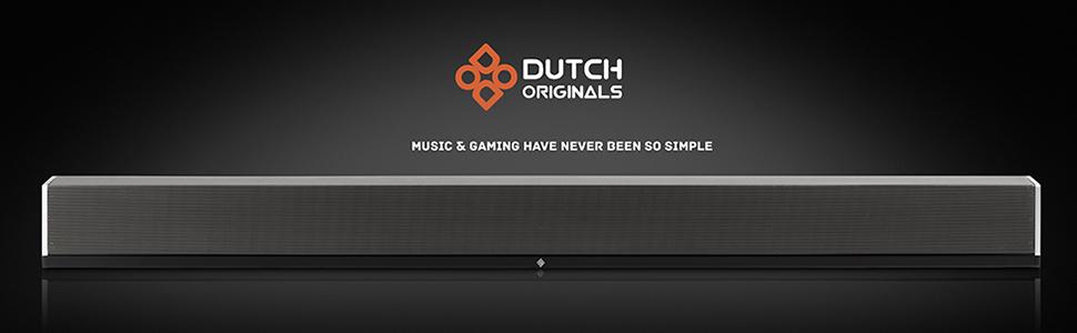 DUTCH ORIGINALS Tocadiscos Retro, Reproductor de música con ...