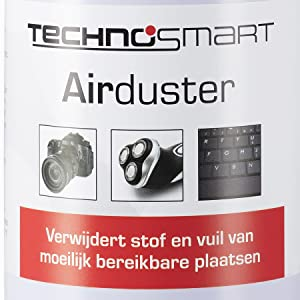 TECHNOSMART - Juego de 3 plumeros de aire comprimidos para ...