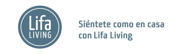 LIFA LIVING Estantería de Pared diseño Vintage, Madera y Metal, Decoración y almacenaje, Baldas flotantes para salón y Cocina, Distintos tamaños (5 ...