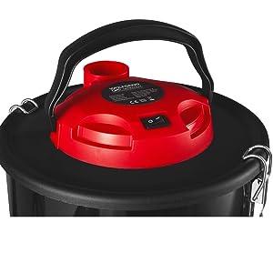 10l chimenea aspiradora aspirador cenizas estufas chimeneas filtro HEPA pellet pellets chimenea