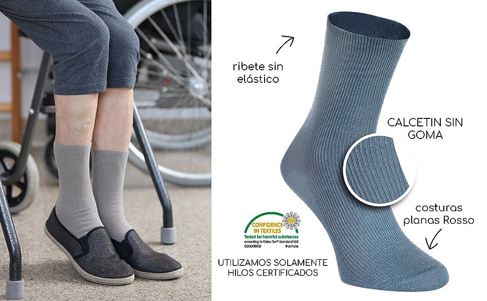 Todos nuestros calcetines se producen en Europa. Somos una empresa pequeña y local y calidad es muy importante para nosotros. Todo el proceso de producción ...