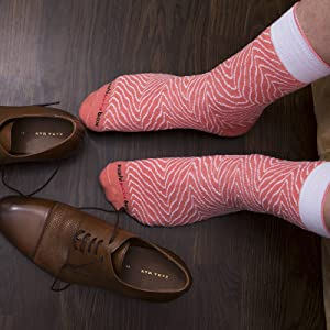 Nuestros calcetines han recibido el certificado OEKO-TEX que es un símbolo internacional de la mejor calidad de los productos textiles.