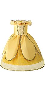 Disfraz de princesa belle