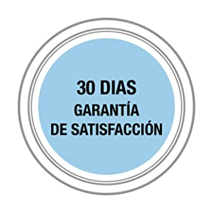 30 días garantía de satisfacción