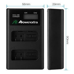 Portátil y compacto: El cargador es portátil y ligero. Fue hecho con mano de obra exquisita, definitivamente su mejor opción de cargador dual USB.