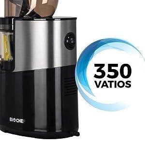 BioChef 350W motor de inducción Atlas PRO