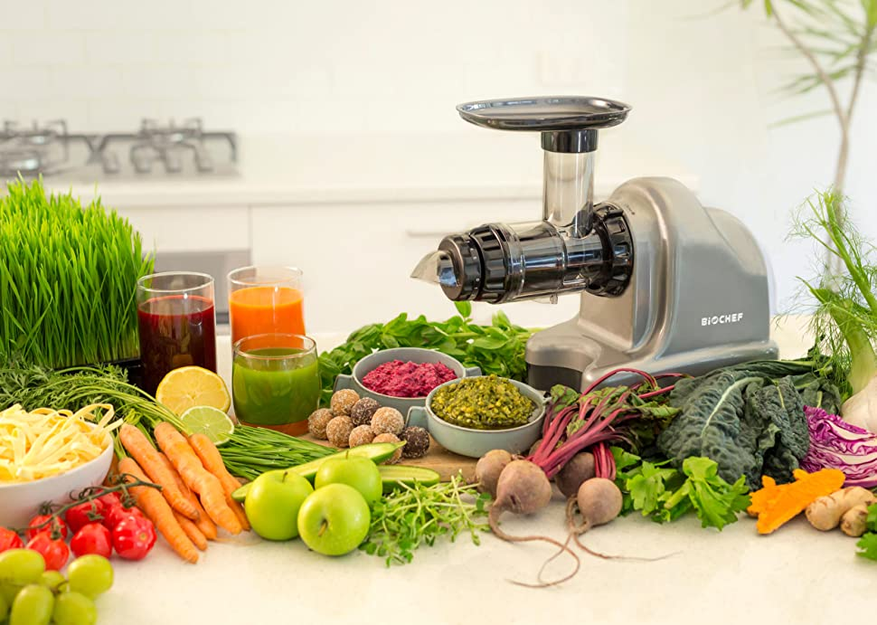 BioChef Axis Cold Press Juicer