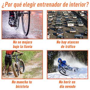 HOMCOM Rodillo Magnético de Ciclismo Rodillo Entrenamiento Bicicleta Plegable Resistencia Ajustable a 8 Niveles 54.4x47.2x39.4cm Acero: Amazon.es: Deportes y aire libre