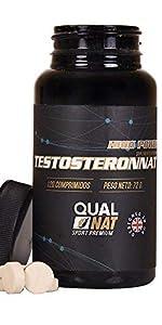 qualnat testosterona masa muscular deportista gimnasio resistencia maca libido suplemento energia