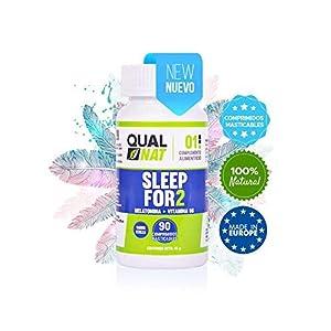 Melatonina Vitamina B6 Ayuda a Dormir 90 comprimidos masticables ...