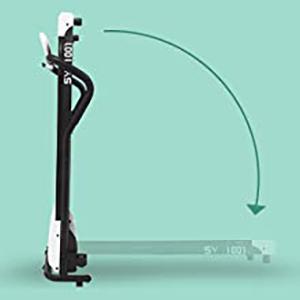 ISE SY-1001 - Cinta de Correr eléctrica Plegable, motorizada, 10 ...
