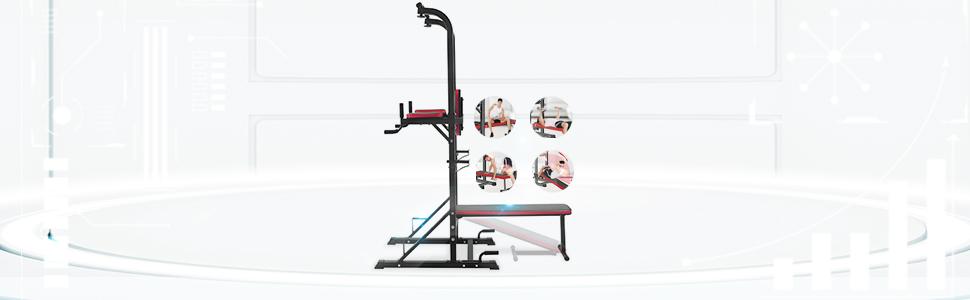 ISE Multiestación maquina de musculaciónSY-4006