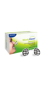 WoodyKnows - Filtros nasales de superdefensa: Amazon.es: Salud y ...