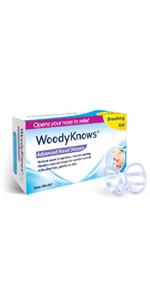 WoodyKnows Lote de 24 Tiras para la boca Tiras para dormir ...