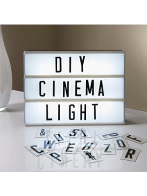 Caja de Luz LED A4 con 170 Letras, Divertidos Emojis y Cable USB ...