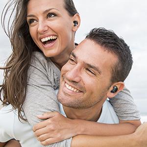 IPX7 Impermeable auriculares