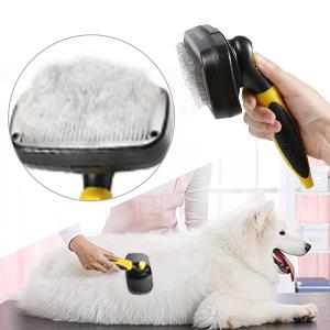 Bonve Pet Cepillo Perros y Gatos, Peine para Perros Gatos y ...