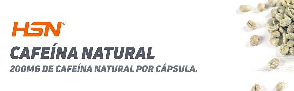 Cafeína Natural de HSN Store