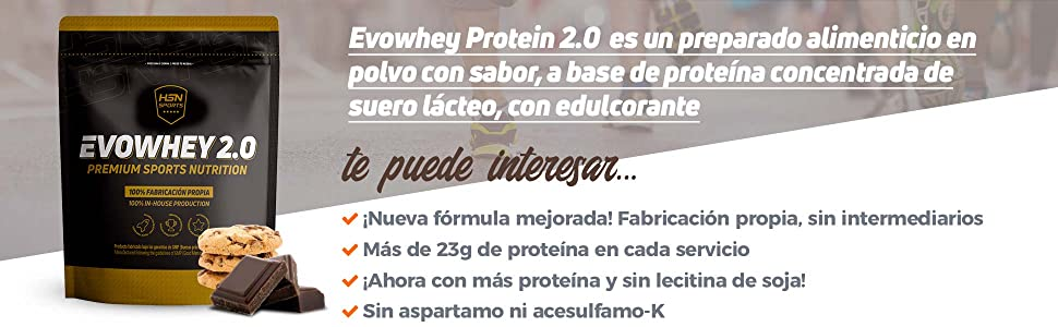 Beneficios Whey Protein Concentrate