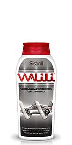 Walili - Cera Protectora Pulidora de La Pintura Coche. Protege, Abrillanta la Pintura del Vehículo