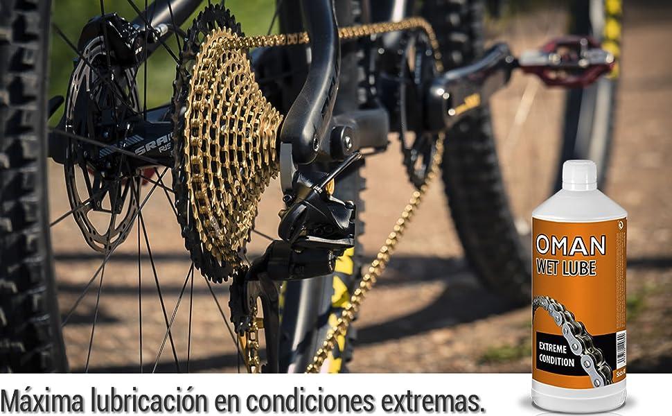 Sisbrill Lubricante Oman Wet - Cadenas Moto y Bicicleta ...