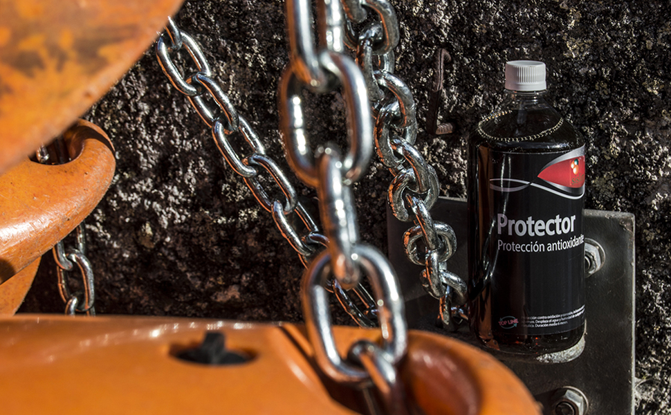 Sisbrill Protector, Protección Óxido y Corrosión - Bicicletas, Coches, Motos, Náutica y Todo Tipo de Metales - 1 Litro: Amazon.es: Coche y moto