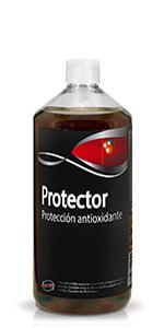 Sisbrill QuitaOooxido Gel Eliminador Óxido y Manchas Oxidación - Tratamiento de Coches, Motos, Náutica, Suelo y todo tipo de Metales - 1 Litro: Amazon.es: Coche y moto