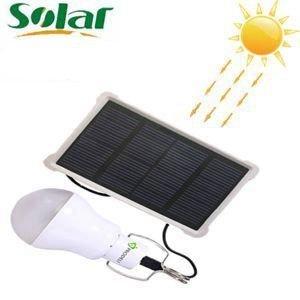 Lámparas solares, PRODELI LED Luz Solar Bombilla