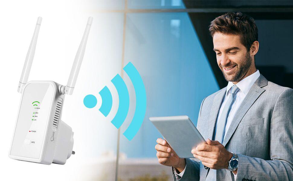Extensor de wifi para el máximo rendimiento!