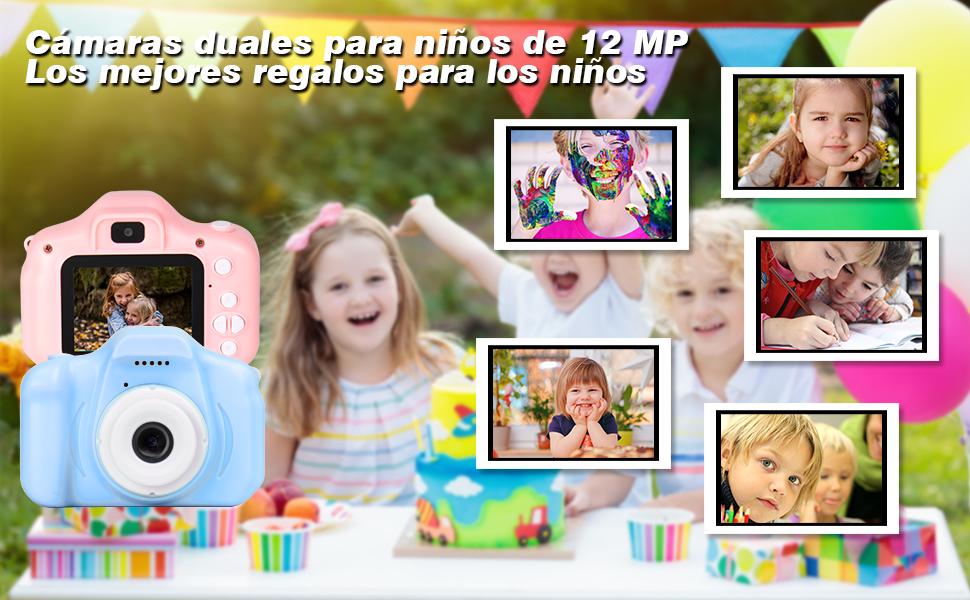 Cámaras digitales para niños le-idea: los mejores regalos para niños
