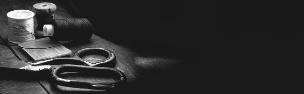 Pajaritas DonDon accesorio brillante hecho a mano de hombre mate pre-adherido