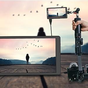 """Feelworld Master MA6P 5.5"""" DSLR Monitor de Campo, Camera Field ..."""