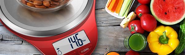 Cocinar usando las proporciones adecuadas de los ingredientes, ofrece una vida más saludable. Para ello, necesitará una báscula de cocina digital CAMRY.