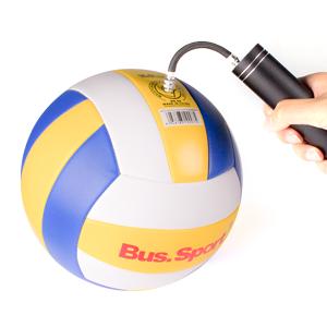 Inflador Balones Eléctrico Automático Recargable para Fútbol ...