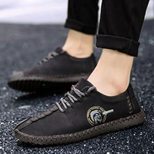 Nacido para la necesidad de los hombres en el estilo de vida, zapatos hermosos, hechos a mano, que se usan en diferentes situaciones, ya sea en el entorno ...