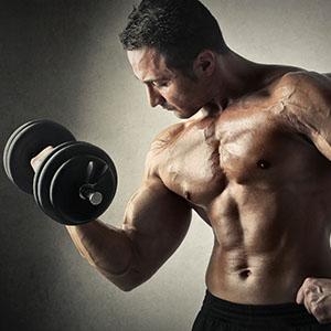 Mancuernas Workout