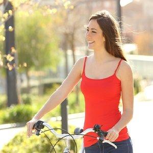 ¡Vuelva a andar en bicicleta!