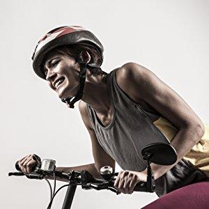 ¡No debes renunciar a tu pasión ni a tus objetivos de entrenamiento porque te sientes incómodo con tu bicicleta!