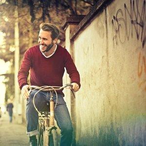 Bikeroo Funda Grande Asiento Bicicleta Estática Relleno Gel ...