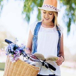 Bikeroo Gran tama/ño Comodidad Bicicleta Asiento c/ómodo sill/ín para Bicicleta de Repuesto para Mujeres y Hombres/-/Ajuste Universal para Ejercicio y al Aire Libre Bicicletas/-/Amplia Suave Acolchado