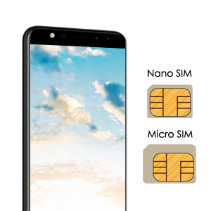 Tarjeta dual, 3G sin contrato
