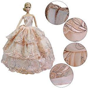 Vestidos vintage barbie