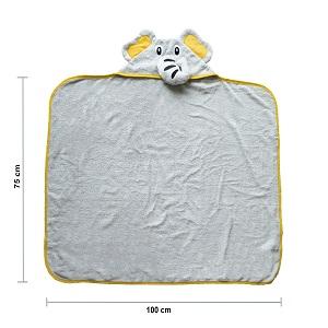 dimensions de la serviette