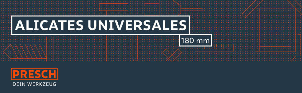 alicates universales