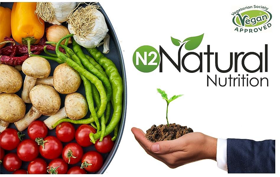 Suplemento Alimenticio Vegano De Alta Eficiencia