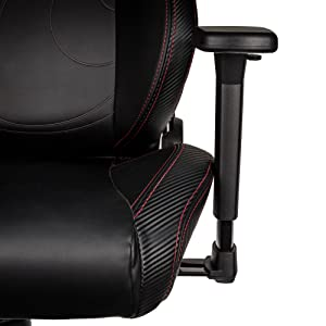 Nitro Concepts S300 EX Silla de Gaming - Silla de Oficina - Cuero ...