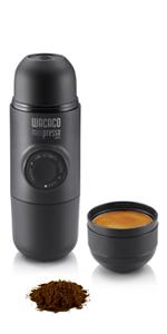 4, 5. MINIPRESSO GR · Minipresso Case. COMPRADOS JUNTOS HABITUALMENTE, Máquina de espresso portátil ...