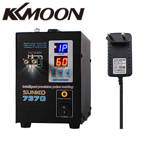 Control de calibración de soldadura, soldadura más precisa, punto de soldadura más rápido.