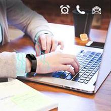 Pulsera Actividad Pulsera Inteligente Podómetro Monitor de Actividad Fitness reloj smartwatch